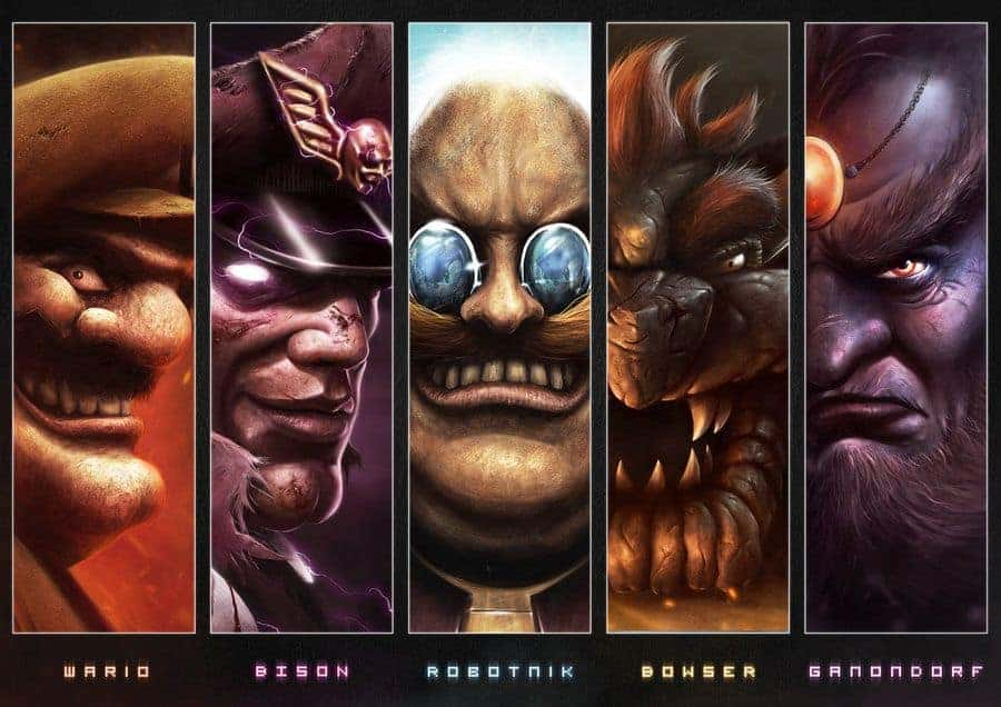 Video Game Villains