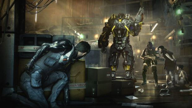 Deus Ex: Mankind Divided Prague Story Missions