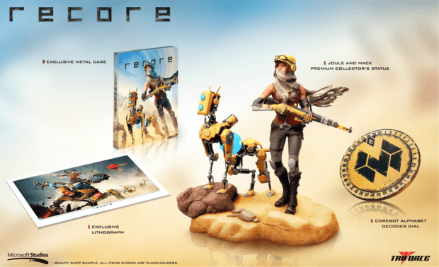 ReCore Collector's Edition