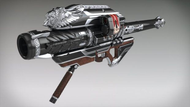 Destiny Rise Of Iron weapons