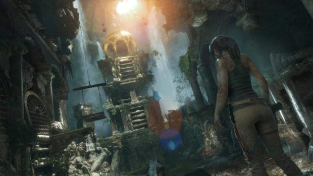 Rise of the Tomb Raider PS4 Trophies