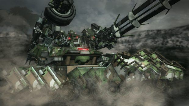 new armored core game