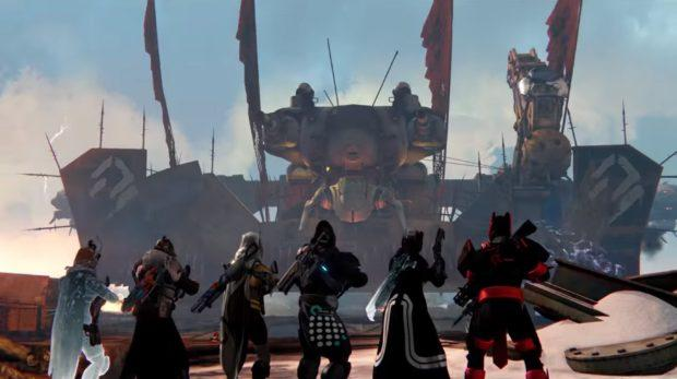 Destiny Rise Of Iron raid