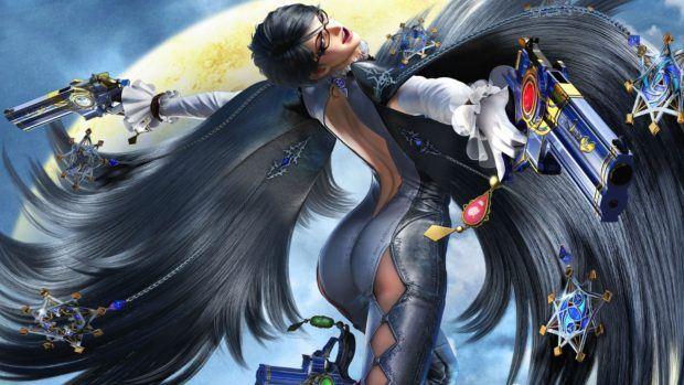 Bayonetta 2 Switch Has Local Multiplayer, Special Edition, & More