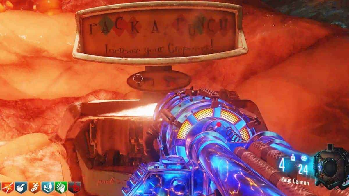 Black Ops 3 Zombies Revelations 'How to Build Pack-a-Punch Guide