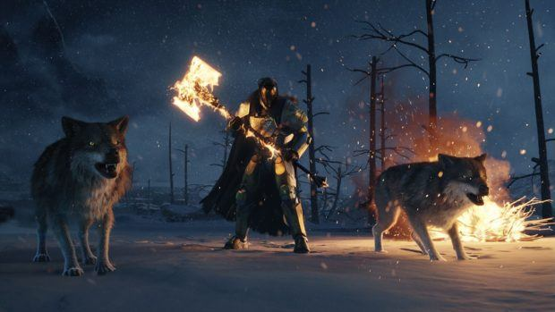 Destiny Rise Of Iron update