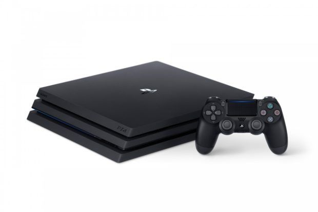 PS4 Pro sales in Japan