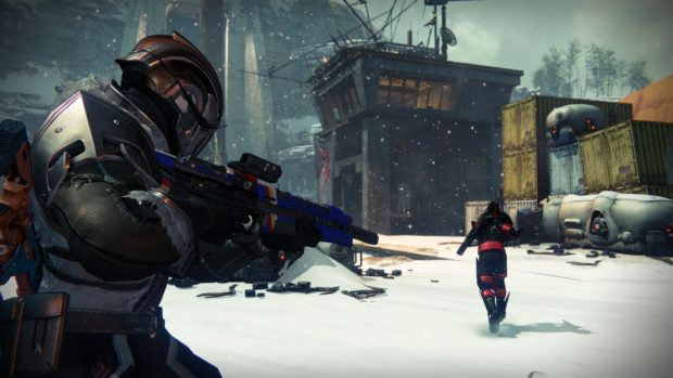 Rise of Iron Raid Weapons