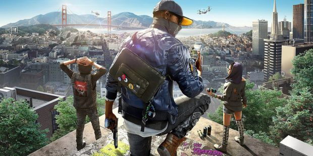Watch Dogs 2's San Francisco
