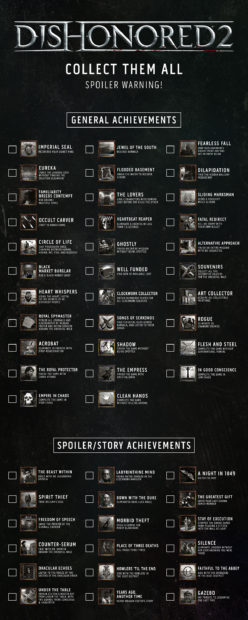 dishonored-2-achievement-list