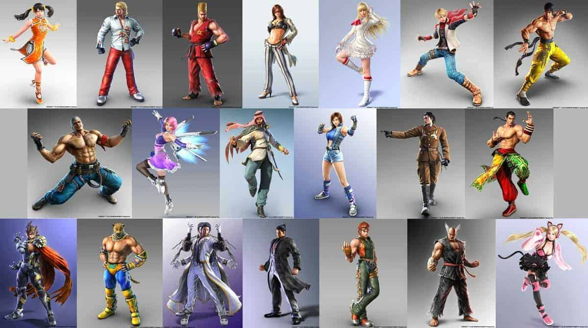 Tekken 7 Character Tier List Revealed By Top Japanese Players