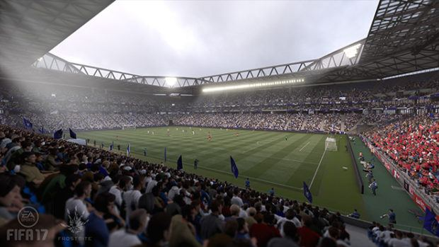 FIFA graphics comparison