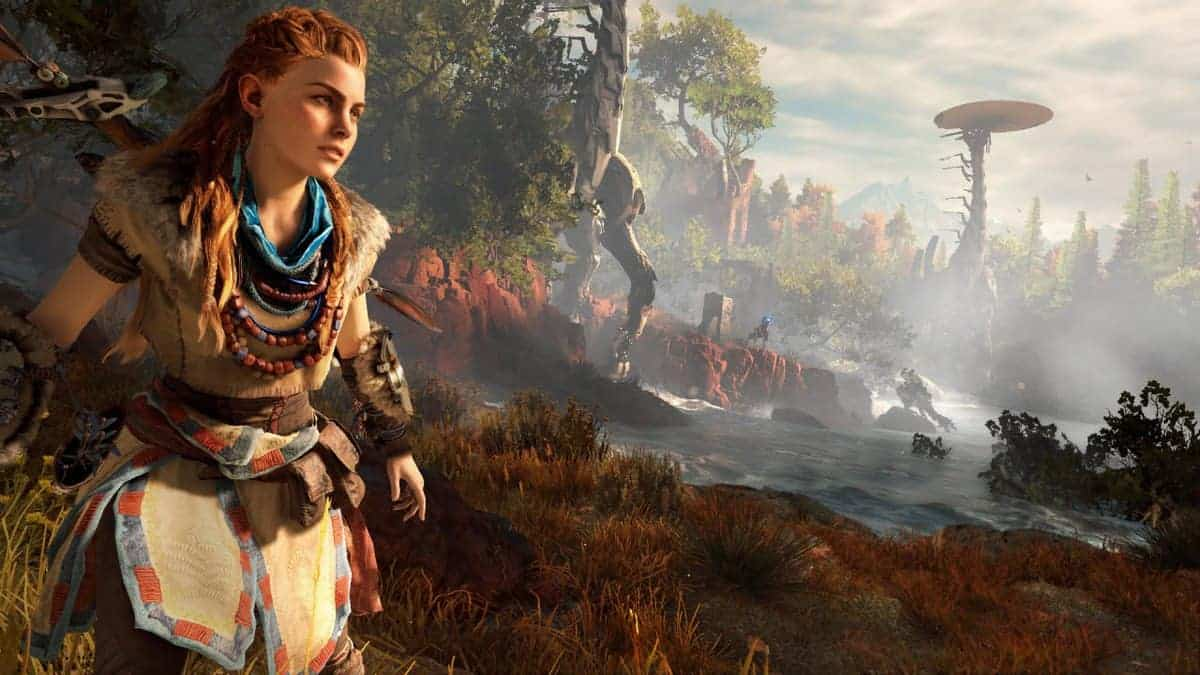 Horizon Zero Dawn Story Will be Deep and Human Like
