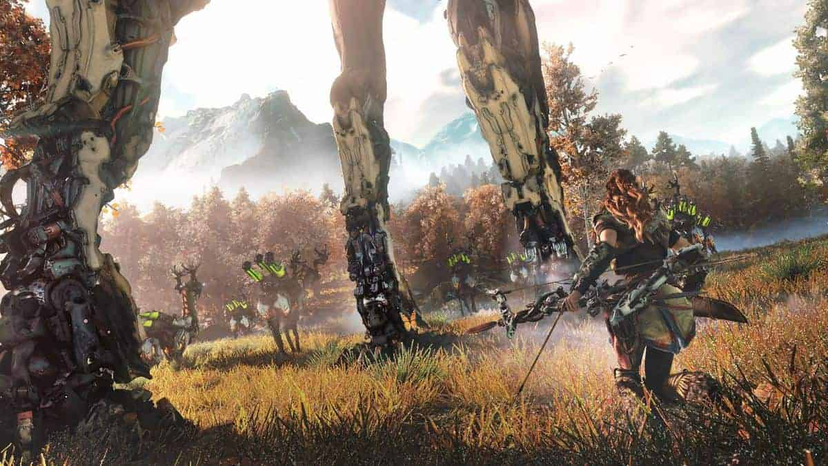 Horizon Zero Dawn details