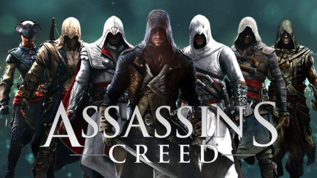 new Assassin's Creed game