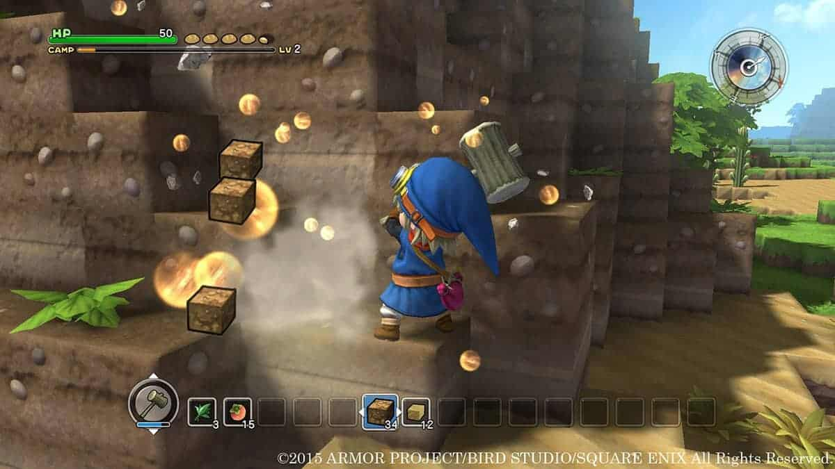 Dragon Quest Builders Hidden Treasures Locations Guide – Treasure Chests, Where to Find