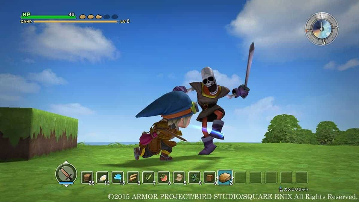 Dragon Quest Builders Combat Guide – Spinning Slices, Status Effects, Tips
