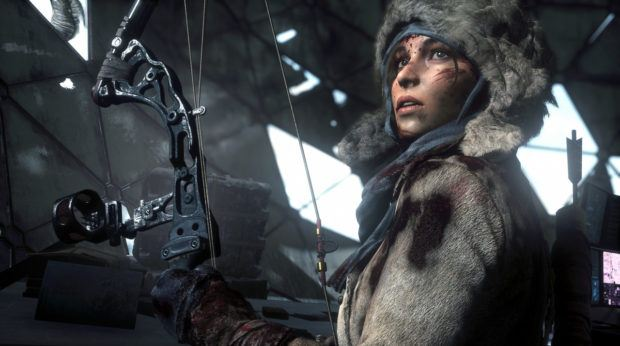 Rise Of The Tomb Raider Xbox One X enhancements, PS4 pro
