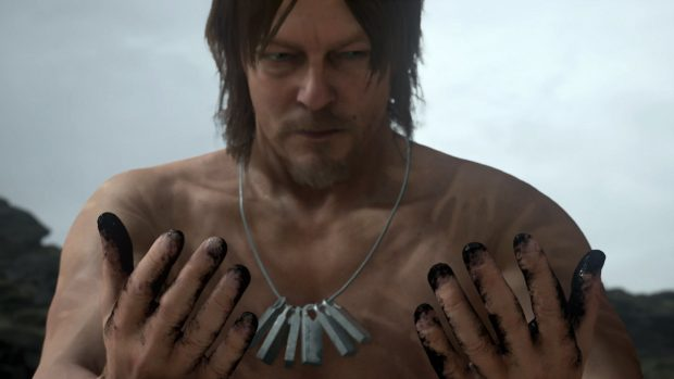 Death Stranding game engine,, Death Stranding artwork