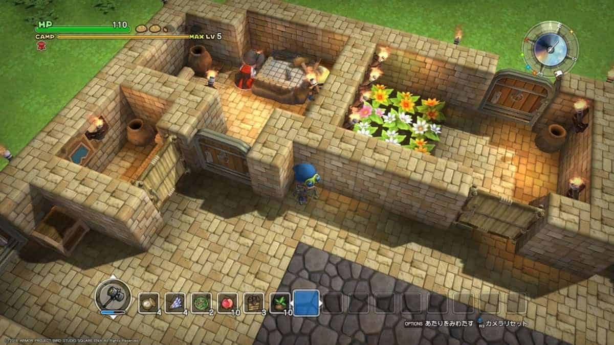 Dragon Quest Builders Base Building Guide – How to Build