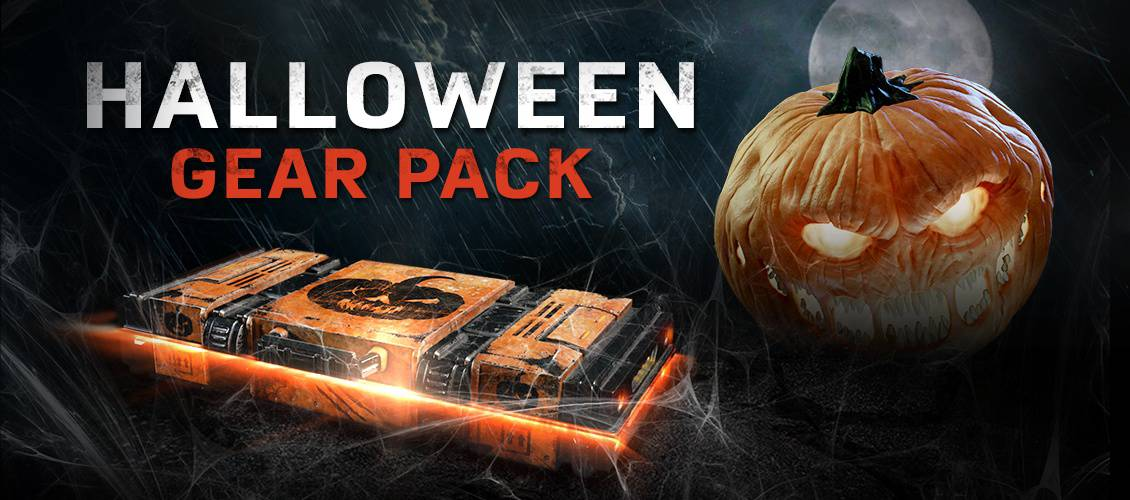 Gears of War 4 Halloween Special Pack