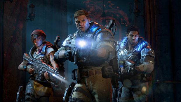 new Gears Of War 4 update