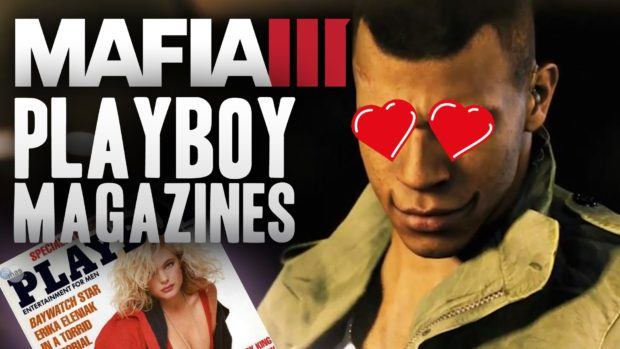 Mafia 3 Playboy Magazines Locations