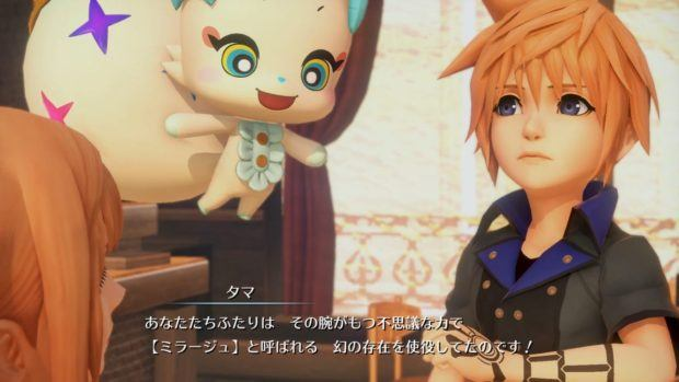World of Final Fantasy Champions Guide