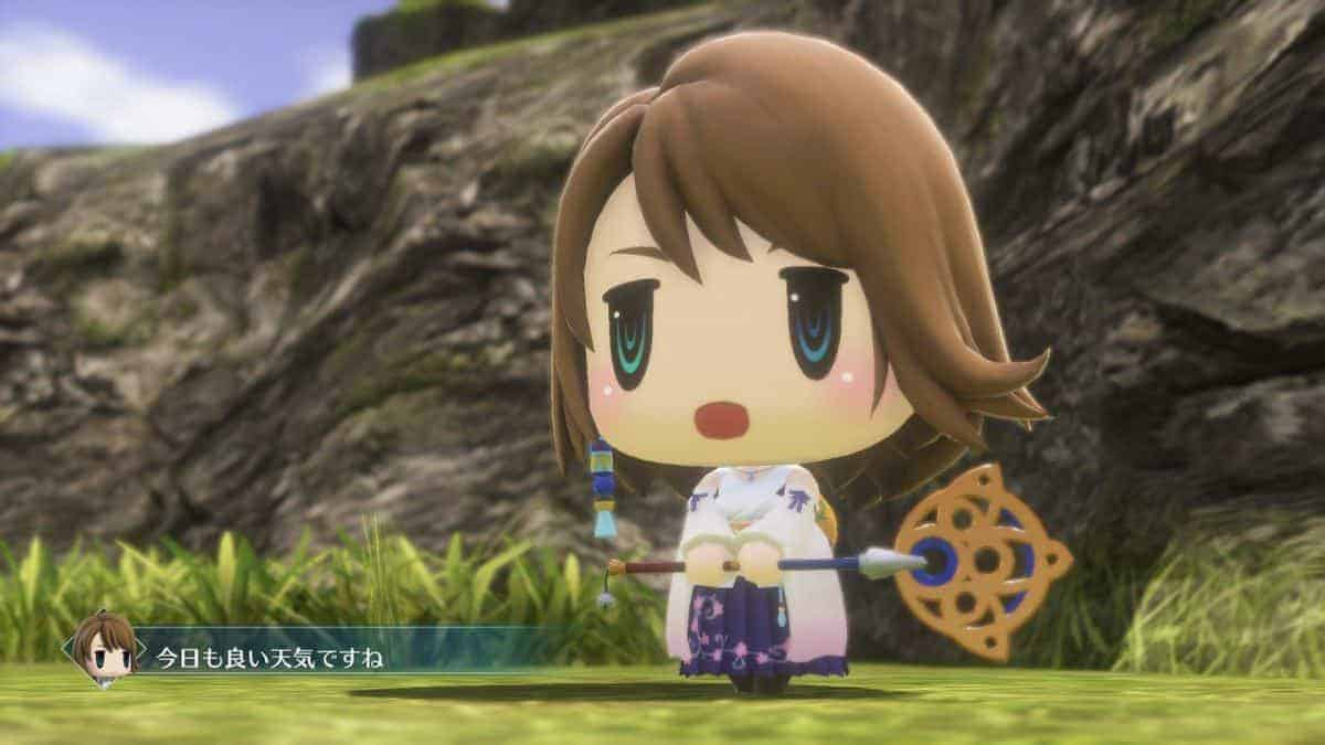 World of Final Fantasy Miniventures Guide