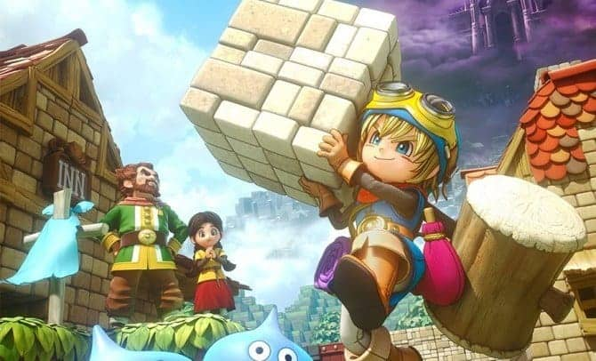 Dragon Quest Builders Raw Materials Farming Locations Guide
