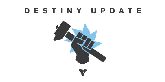 Destiny Update