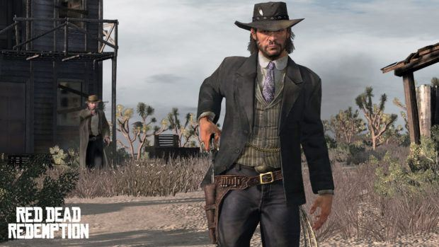 Red Dead Game