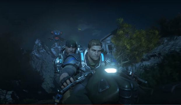 new Gears of War 4 multiplayer maps