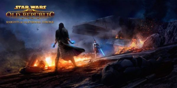 Star Wars Knights of the Eternal Throne