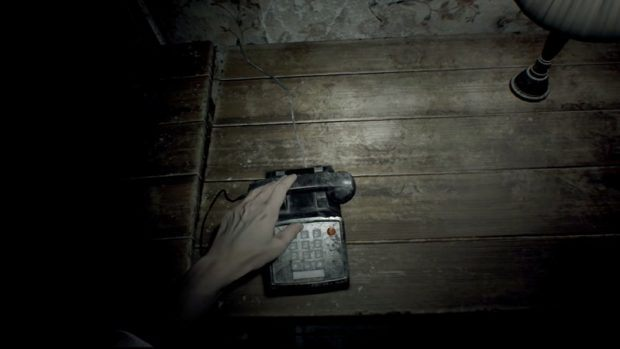 Resident Evil 7 walkthrough