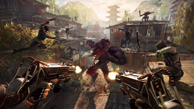 Shadow Warrior 2 sales