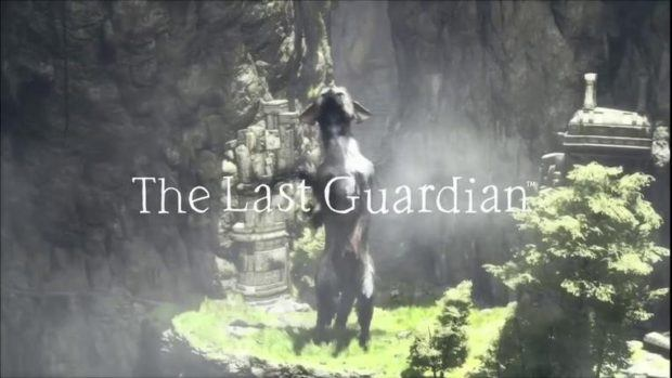 The Last Guardian Music Trailer