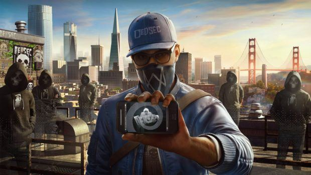 Watch Dogs 2 creative director