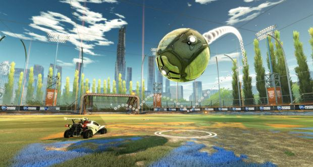 Rocket League Update 1.27