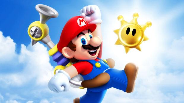 Super Mario Sunshine HD (1)