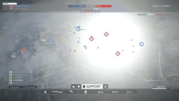 Battlefield 1 Amiens Light glitch