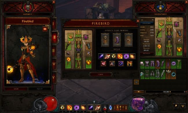 Diablo 3 Armory System To Allow Players To Quickly Swap Builds Next
