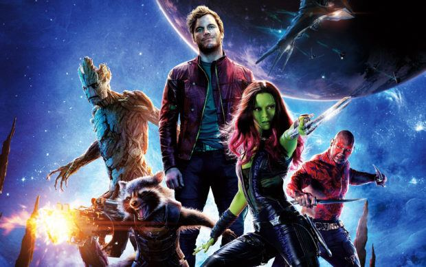 guardians of galaxy game
