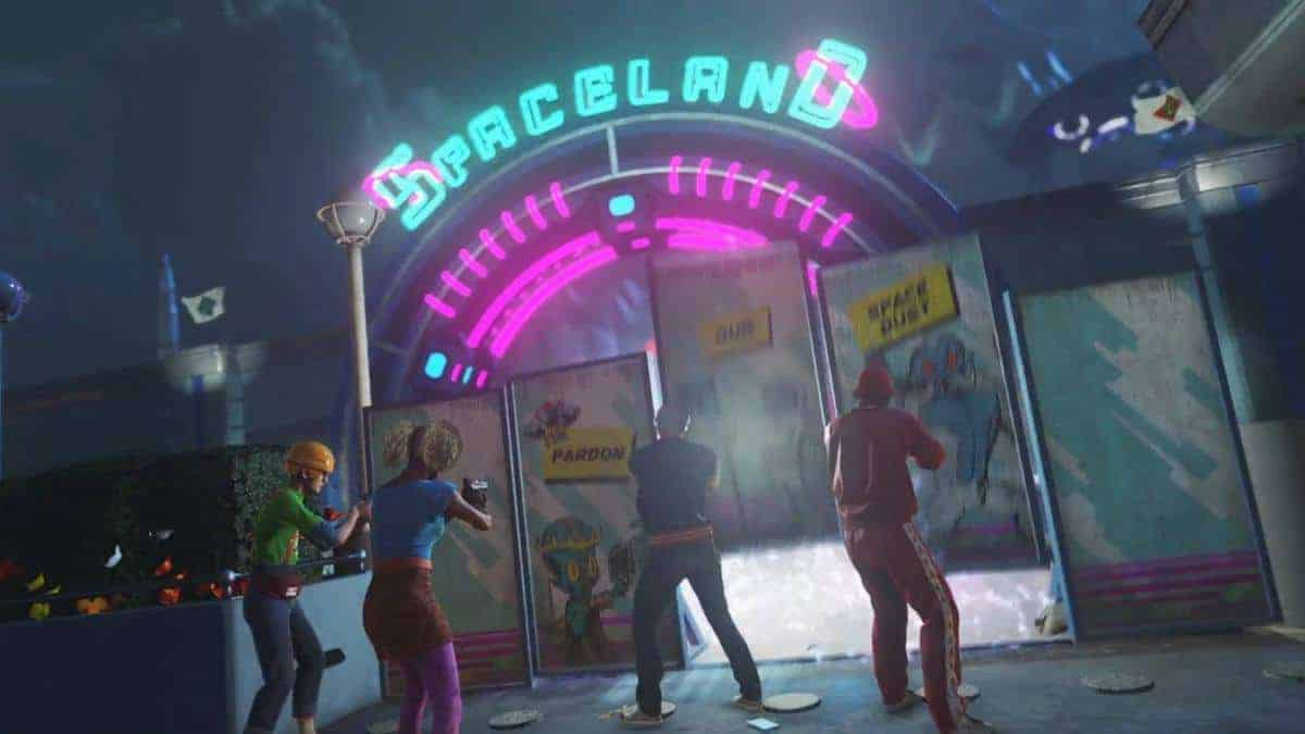 Zombies in Spaceland Perks
