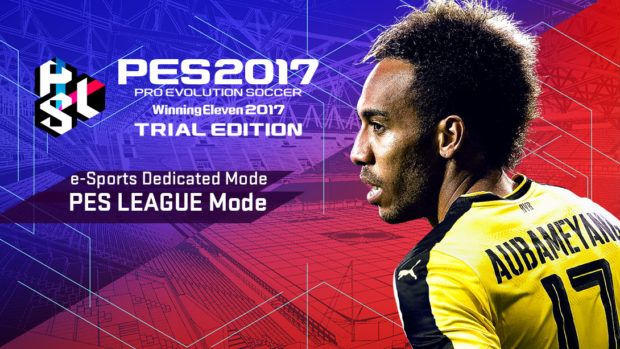 PES 2017 Trial Edition