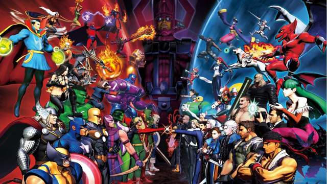Marvel vs Capcom Infinite DLC characters