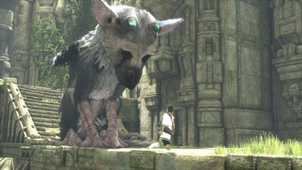 The Last Guardian CG Trailer