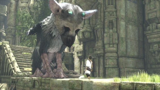 The Last Guardian Review Embargo
