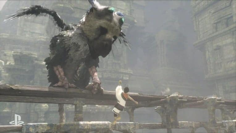 The Last Guardian Walkthrough