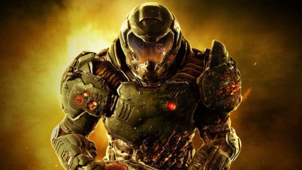 DOOM Xbox One X Update
